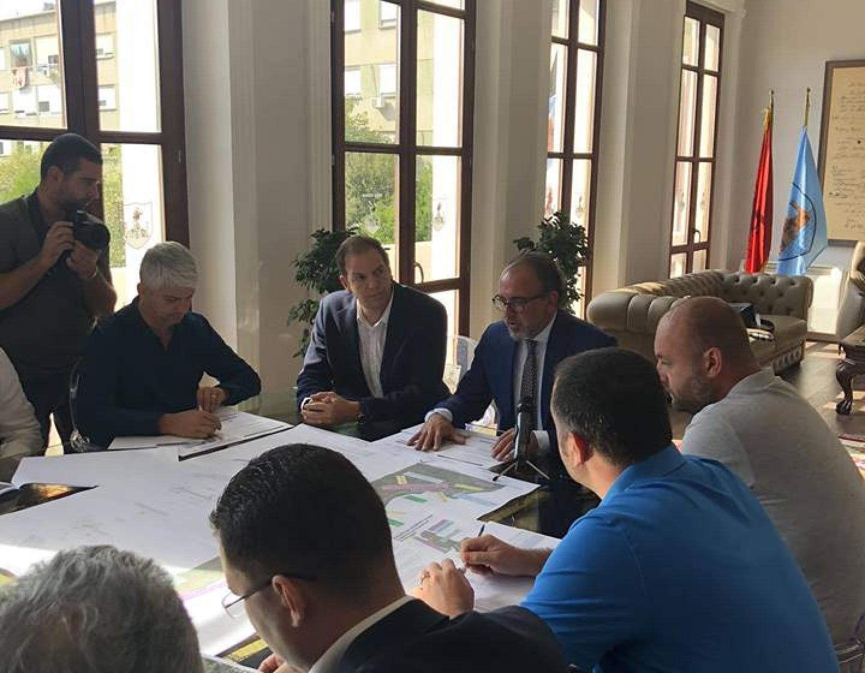 Projekti për rrugën Vlorë -Orikum dhe dy bypaseve periferike në këtë zonë