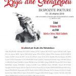 """Ekspozita e piktures""""Kruja dhe Skenderbeu"""""""