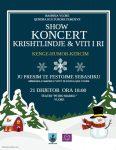 Show Koncert KRISHTLINDJE & VITIN E RI